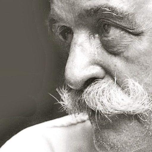 G. I. Gurdjieff, profiilikuva.